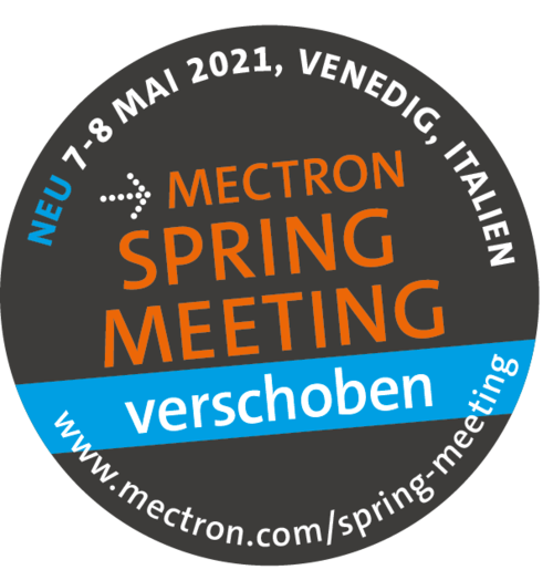 mectron spring meeting 2020 postponed in 2021
